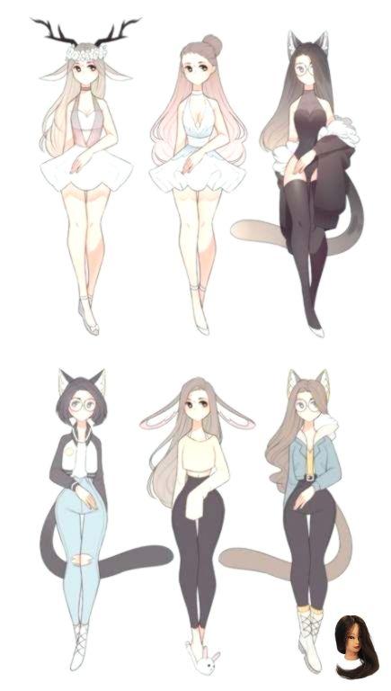 Anime Charakter Design Drawing Ideas Cute Ideen Niedlichen Zeichnen Drawing Cute Anime Charact Kawaii Zeichnungen Zeichnungen Fur Madchen Anime Zeichnen