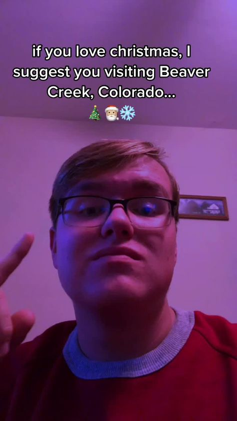Denys(@denys_k17) on TikTok: it's looks so magical! tag some friends you'd want to visit with! #christmas #christmastok #2020 #colorado #greenscreen 🎄🎅🏼❄️