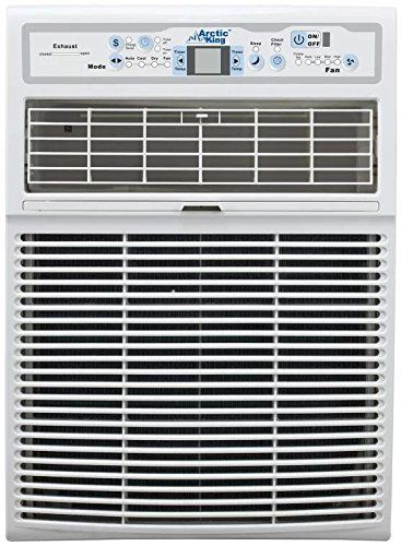Arctic King Ewl08crn1bj9 15 Energy Star Rated Slide Casement Window Air Conditioner With 8000 Room Air Conditioner Window Air Conditioner Wall Air Conditioner
