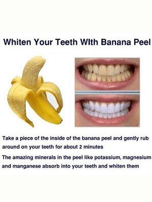 8 Easy DIY At Home Tips On How To Make Your Teeth Whiter   Gurl.com