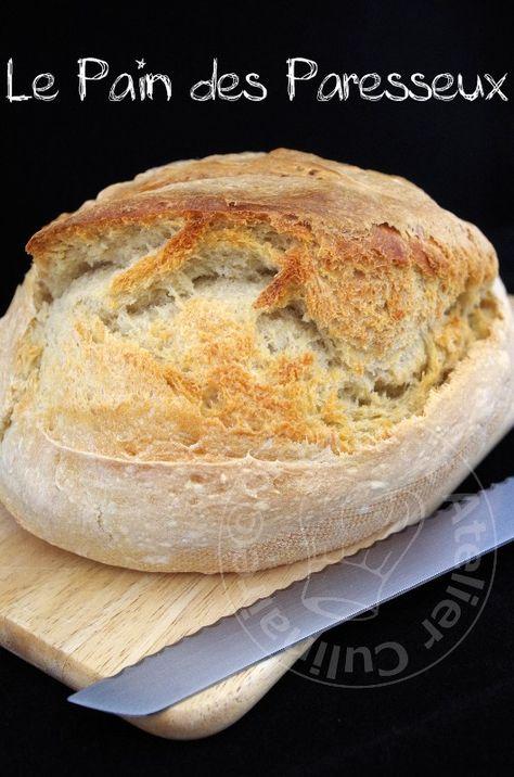 Le pain des paresseux