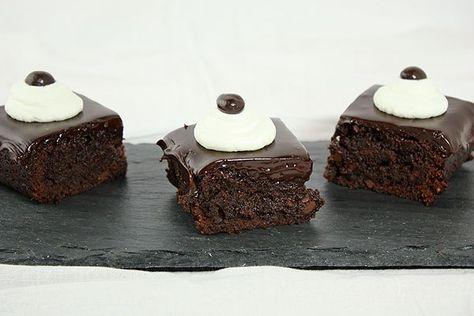 Kávovo-čokoládové  brownies