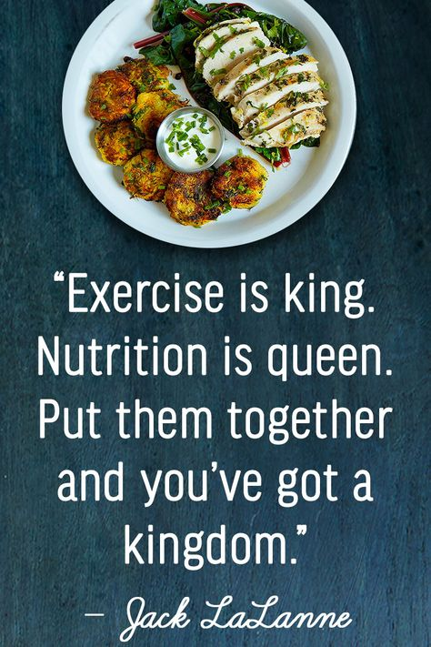 Strive To Be Royally Healthy Food Quotes Pinterest