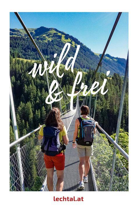 39 Sommer im Lechtal | Urlaub in Tirol | Österreich-Ideen ...