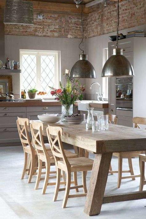 Tavoli E Sedie Rustiche.Sedie Rustiche Per La Cucina Cucine Rustiche Tavoli Da Pranzo