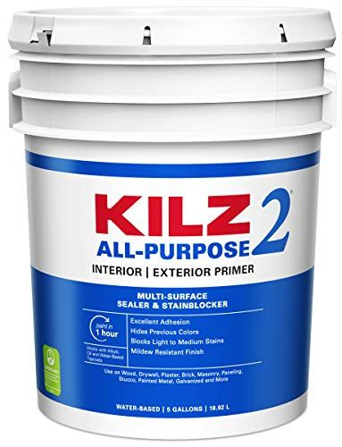 Kilz 2 Multi Surface Stain Blocking Interior Exterior Lat Https Www Amazon Com Dp B000c018ky Ref Cm Sw R Pi Dp U X 2rsrebdpng In 2020 Kilz Cover Stains Kilz Paint