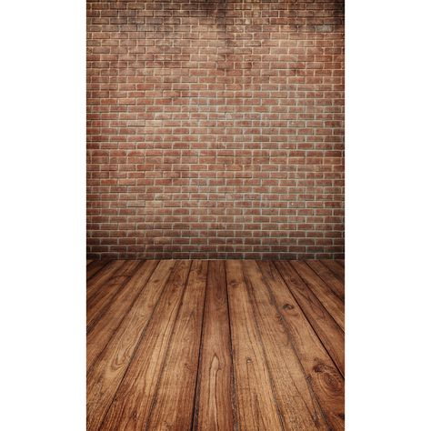 >> Click to Buy << 12ft vinyl print neat brick wall with floor photography backdrops for model photo studio portrait background F-1595 #Affiliate