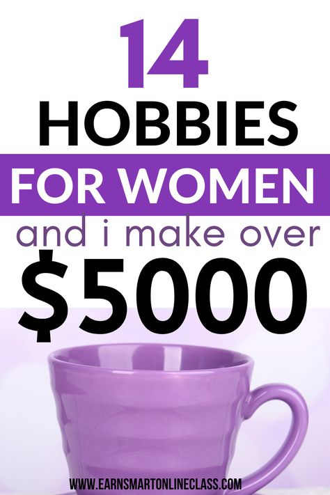 16 of the Best Hobbies to Make Extra Money Online  in 2021