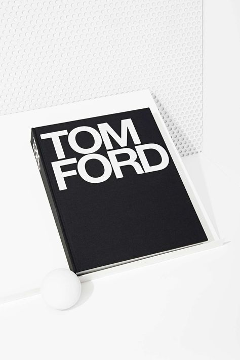 Tom Ford Book | Shop Home at Nasty Gal