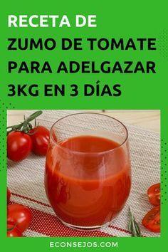 Dieta de tomate para bajar de peso
