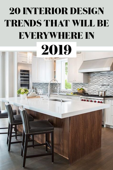 Home Style Trends 2019 Where Is Interior Design Headed