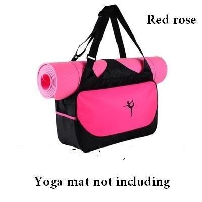 35948ca4eaa9 Multi-functional Gym Bag & Yoga Mat Carrier | Decorations | Gym bag ...