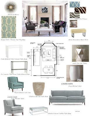 Jill Seidner Interior Design Concept Boards In 2020 Interior Design Mood Board Interior Design Presentation Interior Presentation