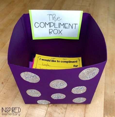 The Compliment Box