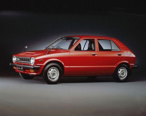Daihatsu Charade G10 G20 1977 1984 Revolucion Japonesa Daihatsu