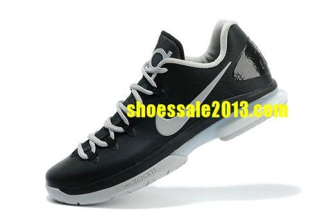 nike zoom kd 5 grey white shoes billig