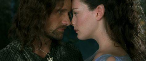 Arwen And Aragorn Aragorn Legolas E Liv Tyler