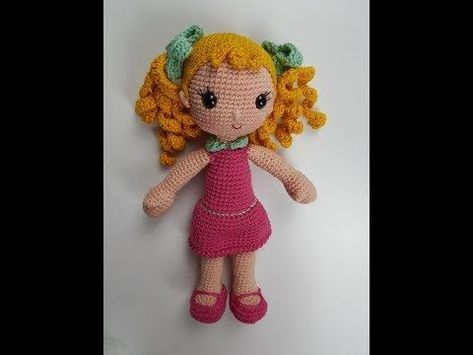 27 Bonecas de Crochê em 2020 | Bonecas de crochê, Bonecas de ... | 355x473