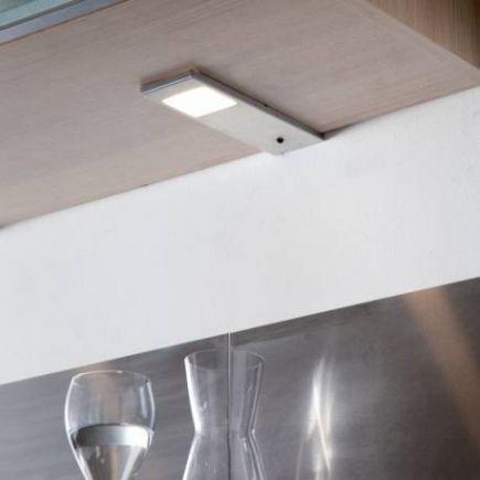 Spot Led Extra Plat Eclairage Sous Meuble Accessoires De Cuisine Throughout 20 Attrayant Galerie De Spot Led Cuisine