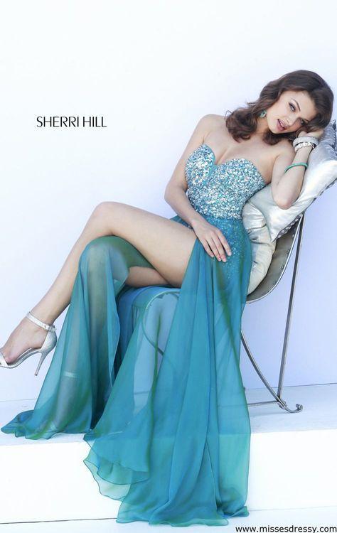 42b384d9044d Sherri Hill 9724 Dress - MissesDressy.com