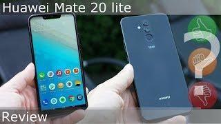 Review Huawei Mate 20 Lite Im Test Nur Ganz Nett Mobile Reviews Konkurrenz Nett
