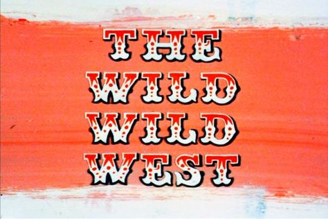 The Wild, Wild West: An Overview of An American Classic Television Milestone