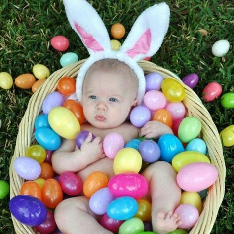 Baby diy pictures ideas 61 ideas for 2019 Baby Kalender, Newborn Bebe, Foto Baby, Easter Traditions, Holiday Traditions, Family Traditions, Holiday Pictures, Spring Pictures, Summer Baby Pictures