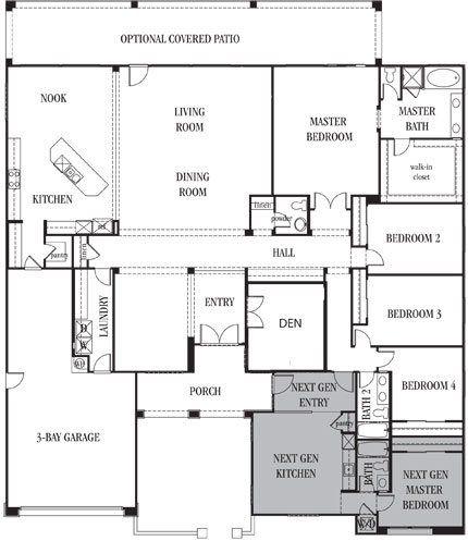 4 bedroom modular homes floor plans
