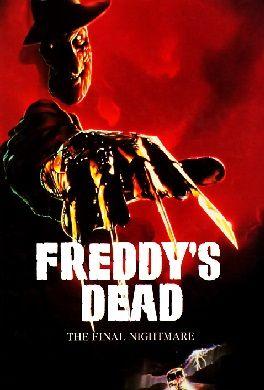 A Nightmare On Elm Street 6 Freddys Dead The Final Nightmare Freddy S Dead A Nightmare On Elm Street Nightmares Book