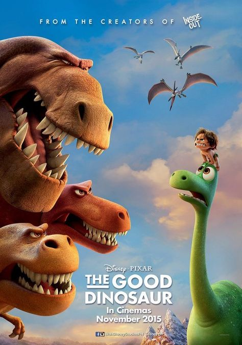 The Good Dinosaur Movie Poster (#4 of 11)