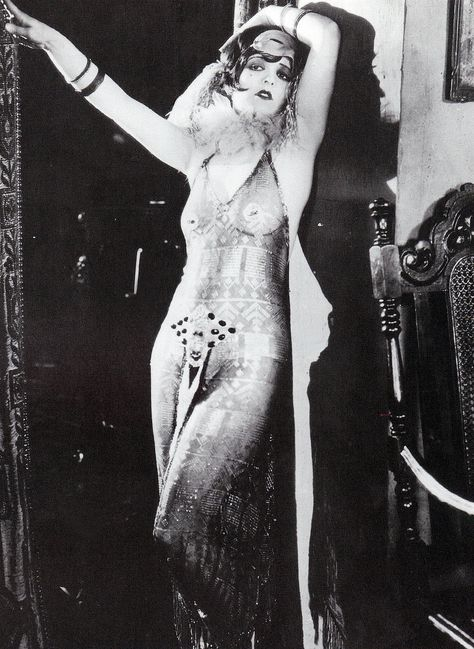 Clara Bow in My Lady of Whims, 1925.