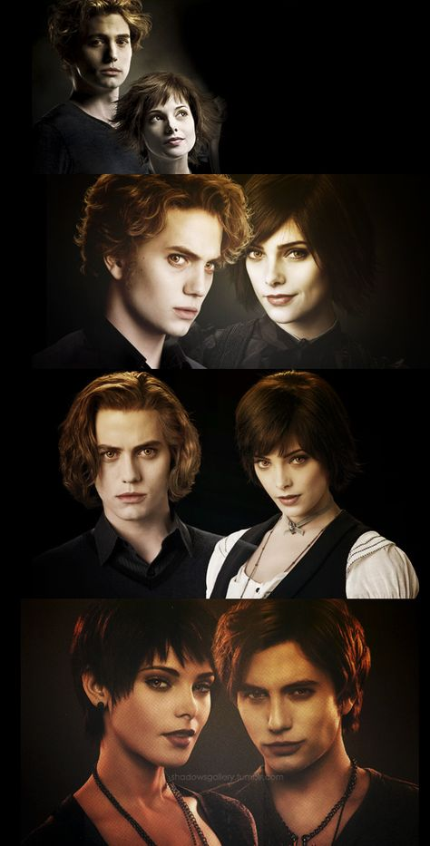 shadowsgallery:  From Twilight to Breaking Dawn