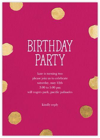 Birthday Online At Paperless Post Birthday Invitations Online Birthday Invitations Birthday Card Online
