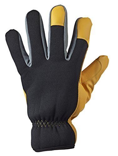 Briers 2 Pack Mens Advanced Warm Lined Gardening Gloves One Size