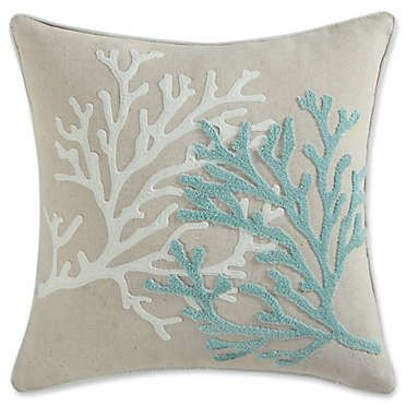 Coastal Living Pillows And Throws Bed Bath Beyond Coastal Throw Pillows Aqua Bedding Throw Pillows