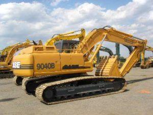 Case Excavator 9040b Schematic Pdf Manual Case Excavator Excavator Hydraulic Systems