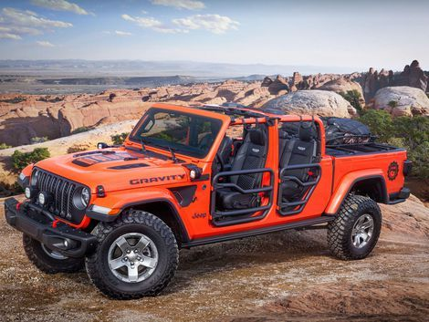 Jeep Gladiator Gravity Is A Concept You Can Build Now