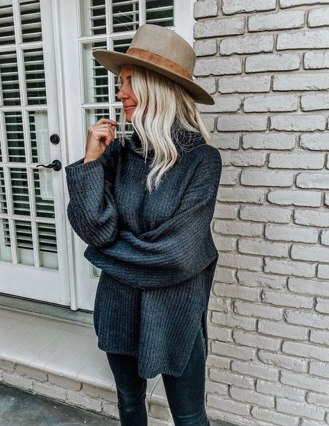 Winter Outfits Ideas For Women 2019 - Women's style: Patterns of sustainability Look Fashion, Fashion Outfits, Womens Fashion, Fashion Trends, Fall Fashion, Fashion Ideas, Fashion Shops, Fashion Belts, Brown Fashion