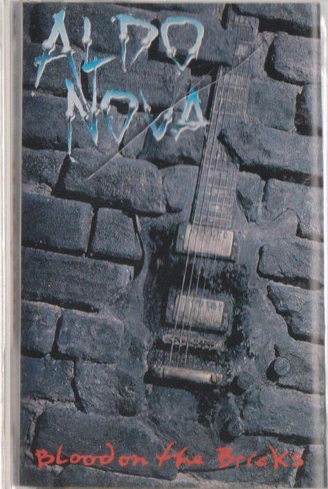 Blood on the Bricks by Aldo Nova Album Features  UPC: 042284851343  Artist: Aldo Nova  Format: Cassette  Release Year: 1991  Record Label: Jambco  Genre: Hard Rock, Rock & Pop