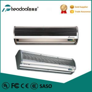 Aluminum Cross Flow Aircurtain For Door With Ce Cross Flow
