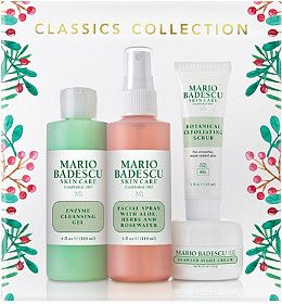 Classics Collection In 2019 Mario Beauty Skin Care