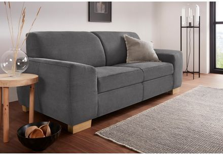 Domo Collection Ecksofa Wahlweise Mit Bettfunktion Online Kaufen Otto In 2020 3 Sitzer Sofa Sofa Braunes Sofa