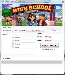 Highschool háčik para PC na stiahnutie