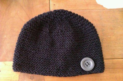 Bonnet au point mousse dans Bonnet imag0054-300x199 f847d739052