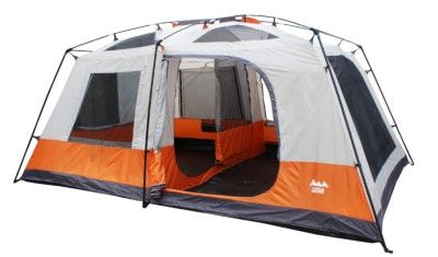 World Famous Tnt 8 Person Tent Cabin Camping Tent Camping Tent
