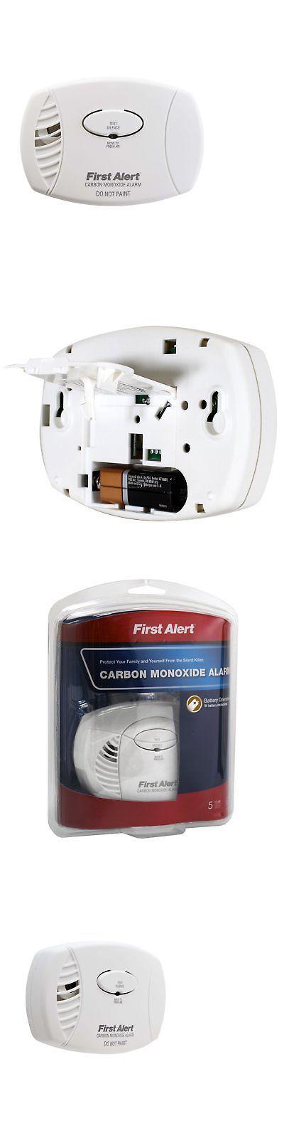Details About First Alert Co400 Carbon Monoxide Detector Battery Operated Carbon Monoxide Detector Carbon Monoxide