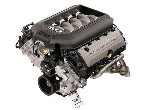 Ford Racing 5.0L Coyote Aluminator NA Crate Engine