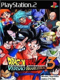 Dragon Ball Z Budokai Tenkaichi 3 Versao Brasileira Traduzido