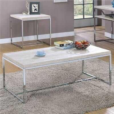 Brathwaite Sled Coffee Table Coffee Table Contemporary Coffee