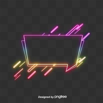 Gradual Color Neon Light Frame Luminescence Color Gradient Png Transparent Clipart Image And Psd File For Free Download Iphone Background Images New Background Images Cute Blue Wallpaper